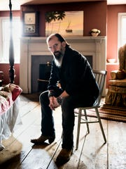 Singer-songwriter Steve Earle is photographed at Dyckman
