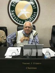 Vincent D'Amico, chairman, St. Lucie West Services