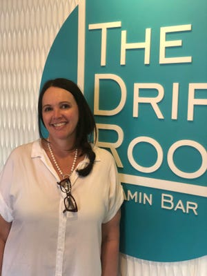Registered nurse Shirley Kelly opened the second location of The Drip Room, which offers IV vitamin drips, in Phoenix in April.