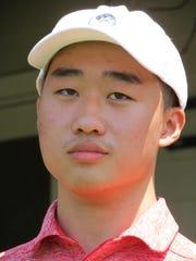 Glen Rock senior Min Jun Choi won the Division 1 title