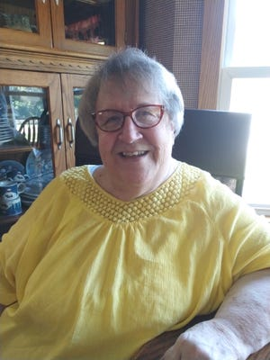 Pam Swain has been serving as coordinator of the Meals on Wheels program in Loudonville for 36 years.