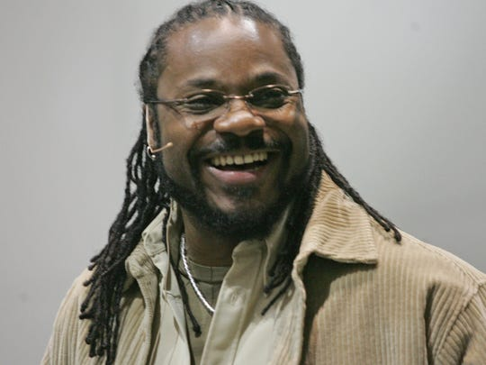Actor, activist, director, producer and muscian Malcolm-Jamal Warner headlined the I'll Make Me a World in Iowa festival in 2006.