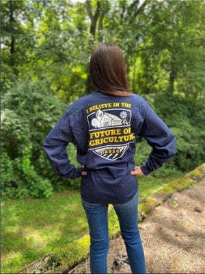 This week, Tractor Supply Company will kick off its sixth annual FFA T-shirt fundraiser in stores nationwide and online.