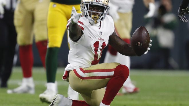 The Philadelphia Eagles traded for San Francisco 49ers wide receiver Marquise Goodwin during the NFL draft. But the former Texas standout has decided not to play this season.