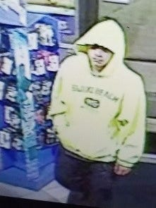 Plymouth Township police are seeking help identifying this attempted armed robbery suspect.