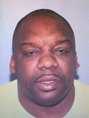Victor Brown, wanted on felony domestic violence warrant.