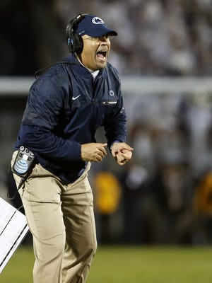 James Franklin's passion and football family atmosphere at Penn State is winning over former players, ages 25 to 55.