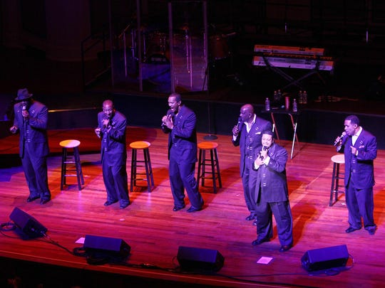 Take 6 will perform on Sept. 12 as part of Indy Jazz Fest.