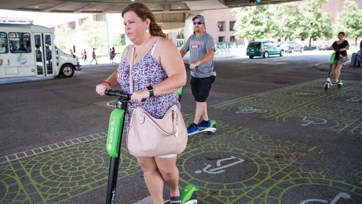 Indianapolis sets new rules on electric scooters — including fees and fines