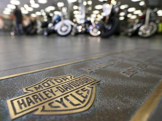 Harley Davidson Tariffs