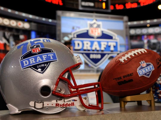 The 2020 NFL Draft will be a virtual broadcast.
