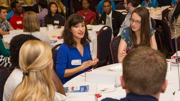 A record 900 interns and co-op students participated in Cincinnati USA Regional Chamber's CINC program this summer.