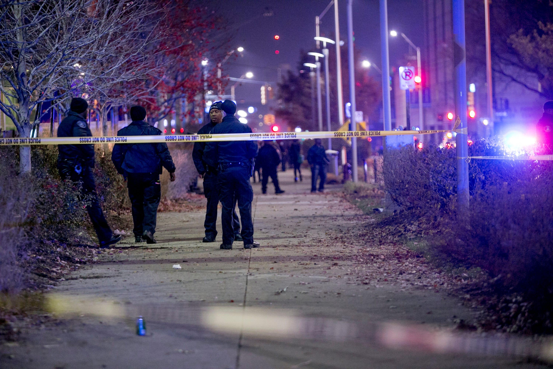 midtown s noel night tweaks schedule after 2017 shooting rh detroitnews com noel night shooting noel night 2018 detroit