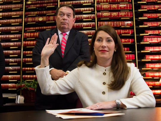 Kentucky Secretary of State Alison Lundergan Grimes
