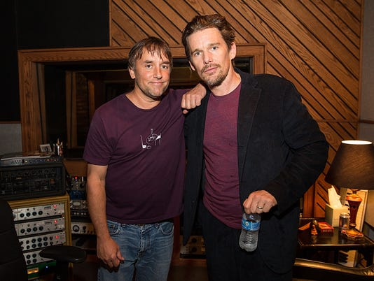 Austin Way Magazine Celebrates Launch Issue With Ethan Hawke At Arlyn Studios, Austin