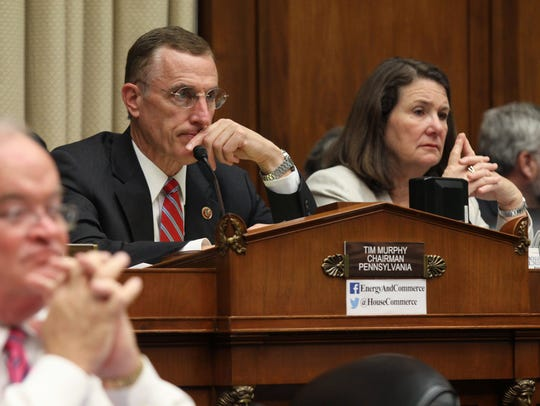 House Oversight and Investigations subcommittee Chairman,