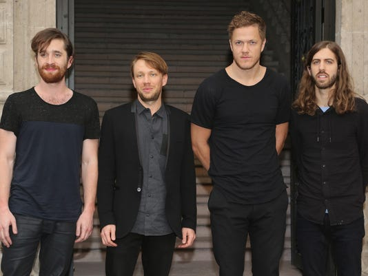 imagine dragons  Face the Fans: Imagine Dragons talk new album, mishaps