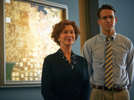 AP FILM REVIEW-WOMAN IN GOLD A ENT