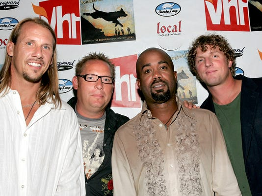 Hootie And The Blowfish Album Listening Party