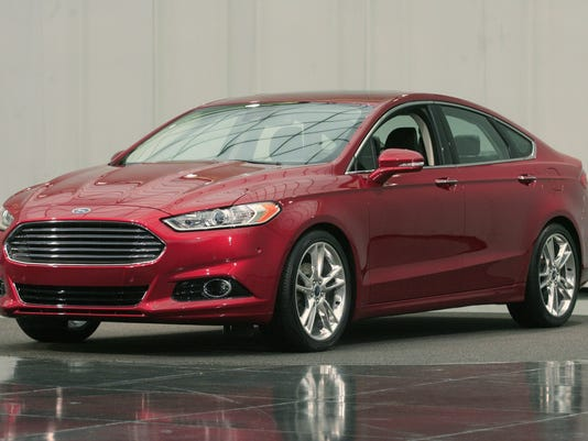 Fusion-introduced at NAIAS in 2012 with 1.6-liter engine