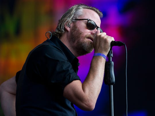 The National will be in Eau Claire for Eaux Claires.