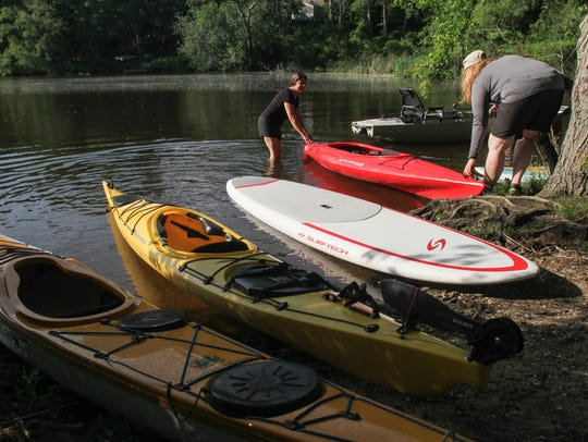 Kayak along the shores of Island Beach State Park to learn about its interesting wildlife and vegetation.