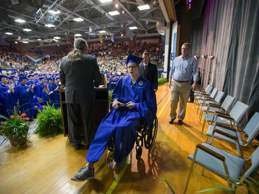 Speidel Graduation