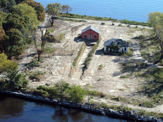 Current designated burial sites at Hart Island.