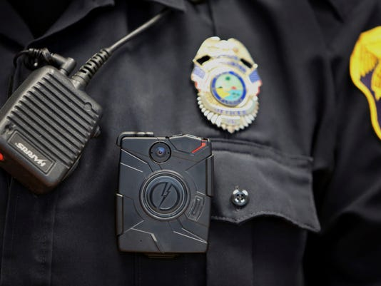 Clearwater Police Body Camera