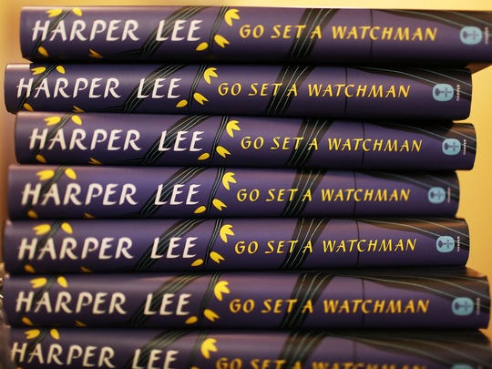 'Go Set a Watchman' will land at No. 1 on USA TODAY's