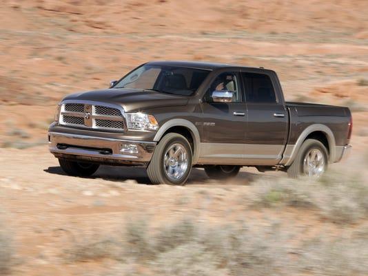 2009 Dodge Ram Laramie