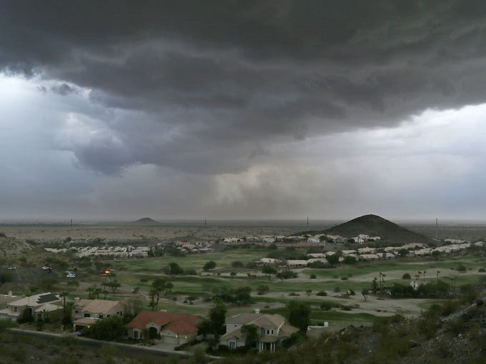 Severe weather is no stranger to the desert Southwest.