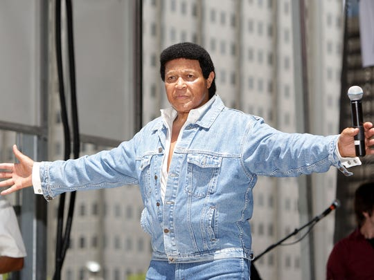 Chubby Checker will come to Resorts Casino on Feb. 16.