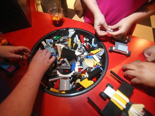 Lego Land adult night