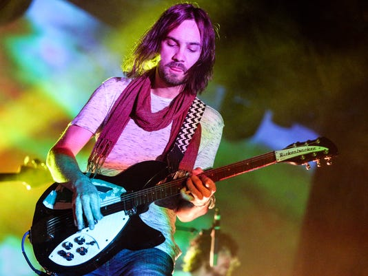 AP TAME IMPALA IN CONCERT - LOS ANGELES A ENT USA CA