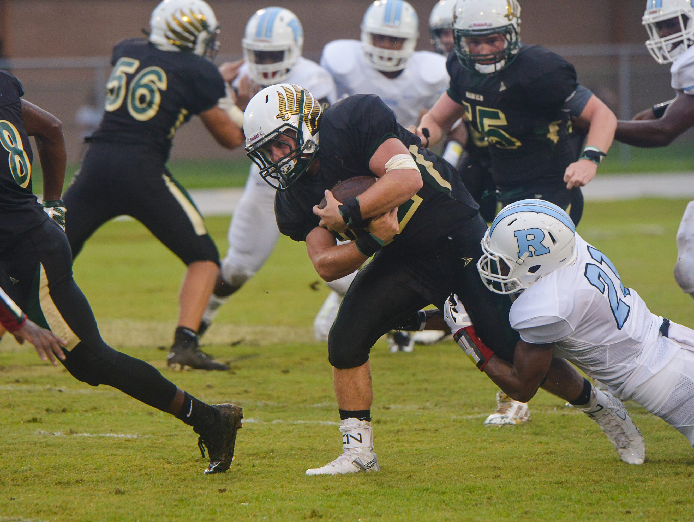 Viera High's football team faces a major test at Allen, Texas, on Friday.