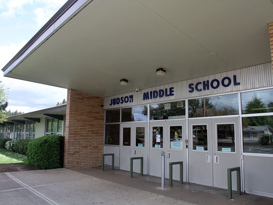 Judson Middle School.