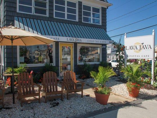 Brooklyn Adams opened Lava Java House in Lavallette