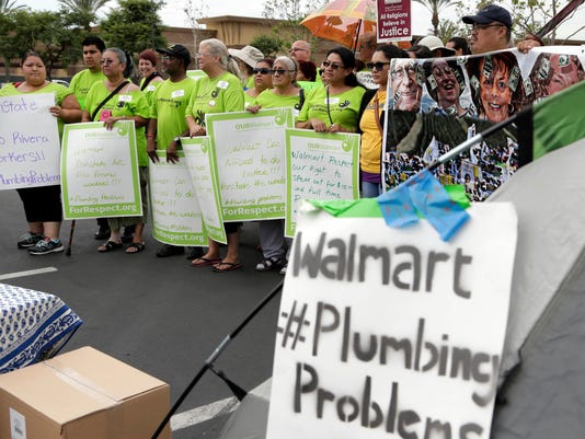 Los Angeles Wal-Mart Workers
