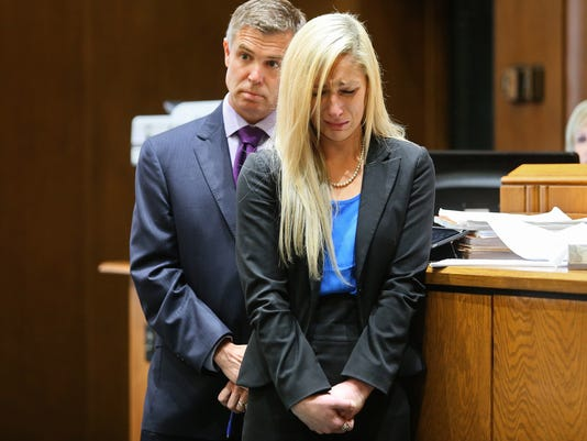 Former Prosecutor Drunk Driving