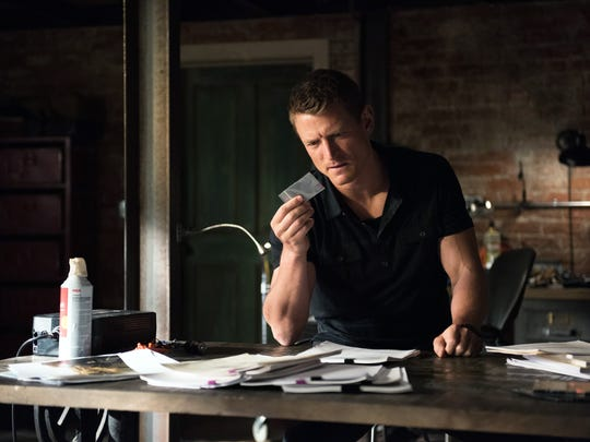 Philip Winchester plays Alex  on 'The Player.'