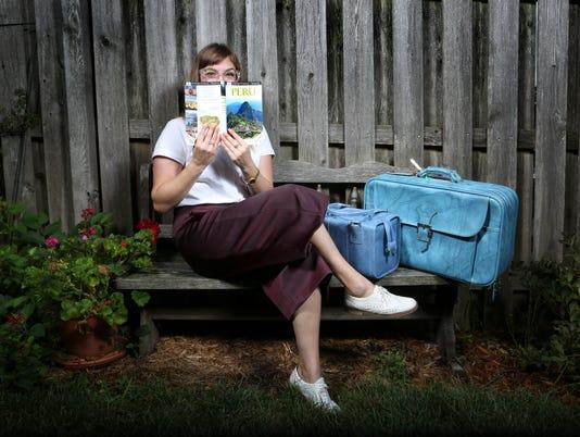 World Traveler Maggie Lanham