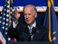 Even without primary run, Biden place in history secure