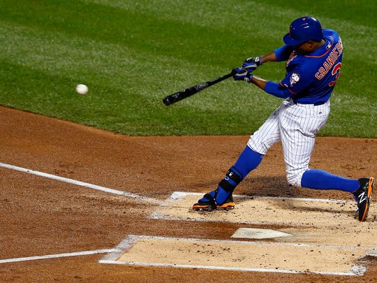 Curtis Granderson has been clutch for the Mets.