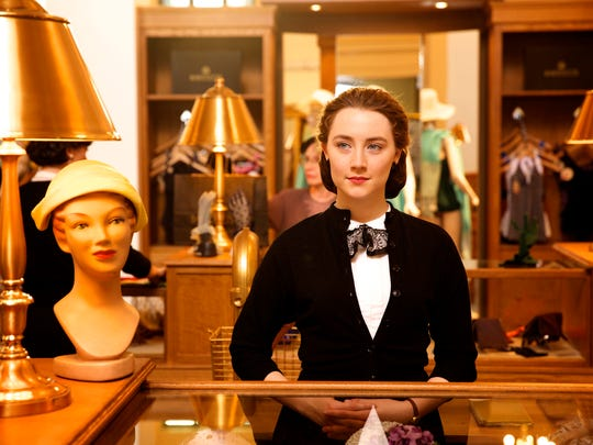 This photo provided by Fox Searchlight shows, Saoirse