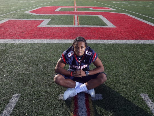 T.J. Morrison of Stepinac High School is the 2015 Westchester/Putnam