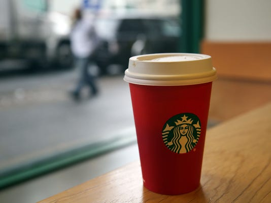 starbucks expects record gift card sales on christmas eve