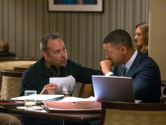 'Concussion' movie review
