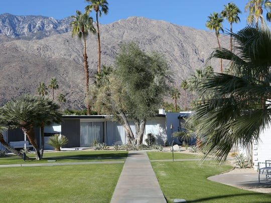 The L'Horizon Resort and Spa in Palm Springs.