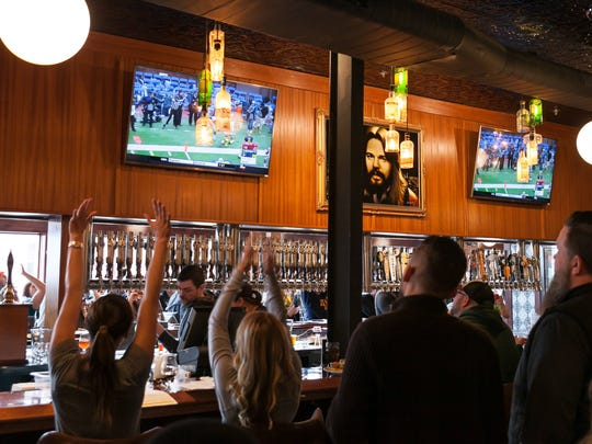 HopCat Detroit was No. 5 on Uber's list of Top 10 late-night metro Detroit destinations.